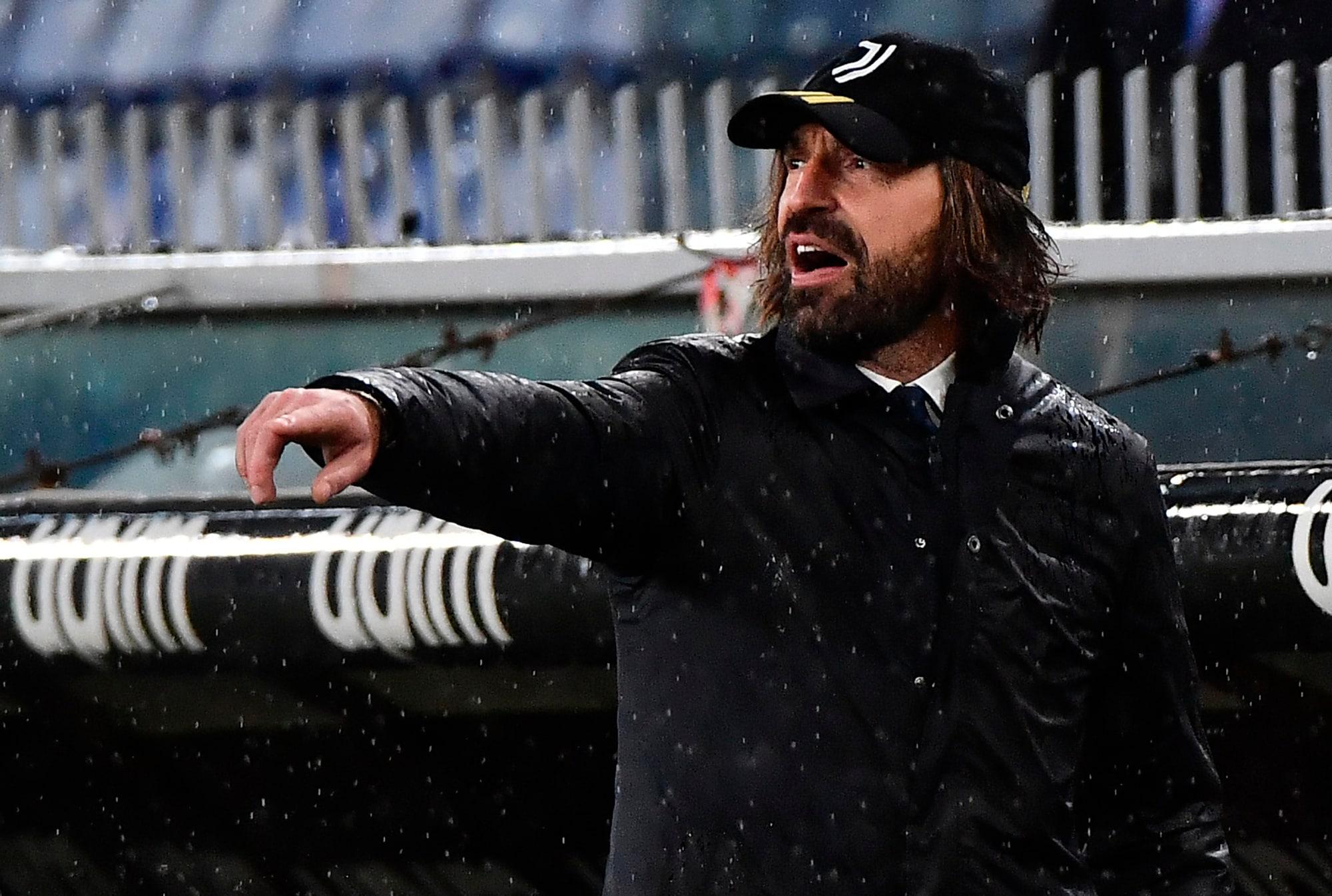 Inter-Juve, la probabile formazione di Pirlo