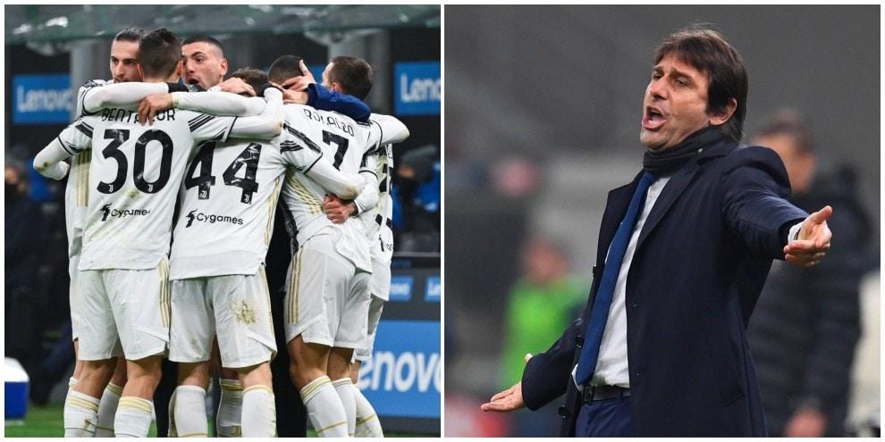 Ronaldo show, la Juve batte l'Inter a San Siro