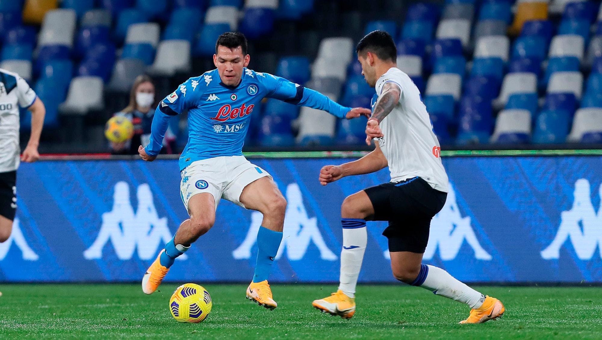 Atalanta a secco, finisce 0-0 a Napoli