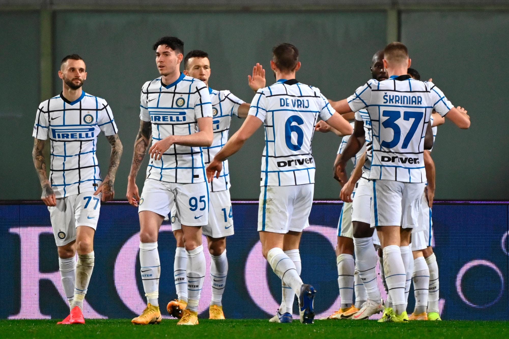 Inter, Barella e Perisic fanno volare Conte: Fiorentina ko