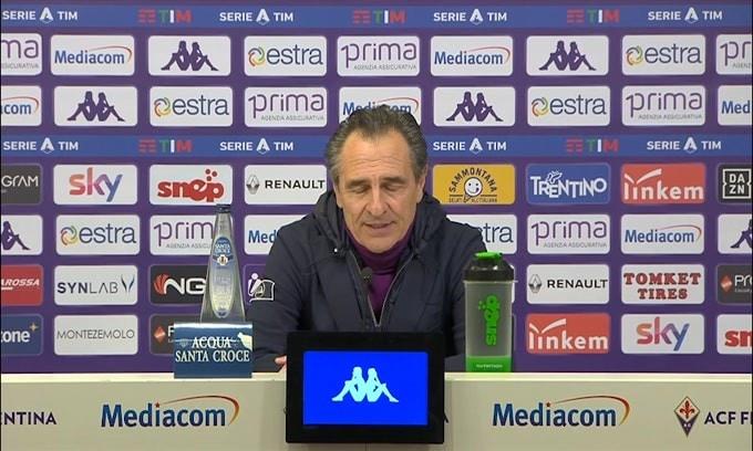 """Prandelli: """"Inter superiore. Nulla da dire ai miei ragazzi"""""""