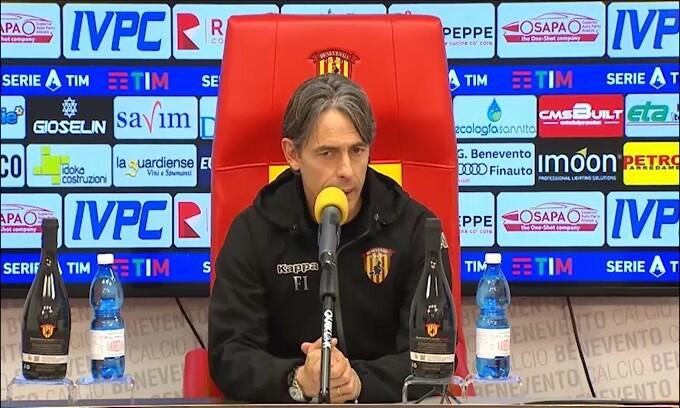 """Filippo Inzaghi: """"Grazie a Ranieri per i complimenti"""""""