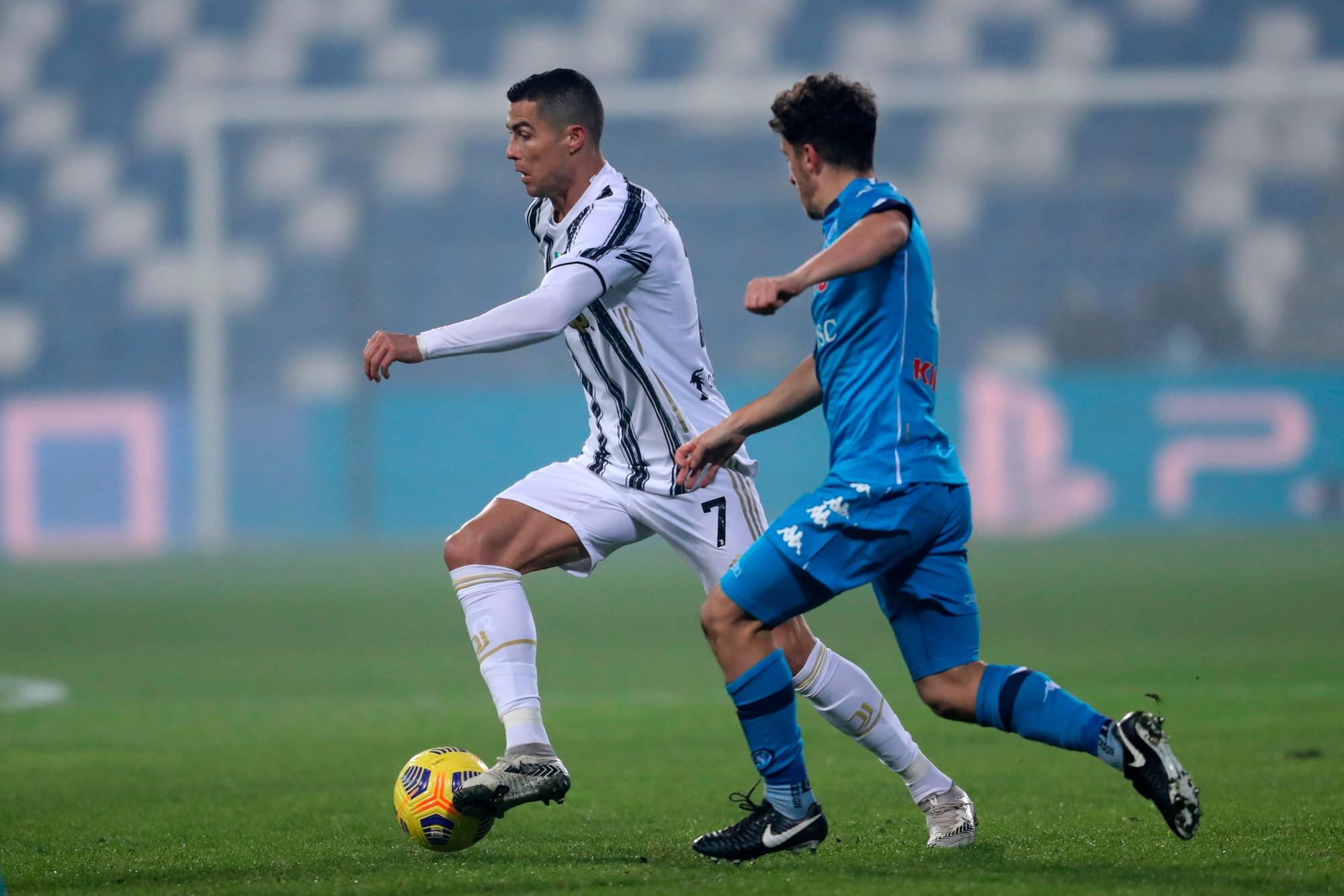 Napoli-Juve, la formazione ufficiale di Pirlo