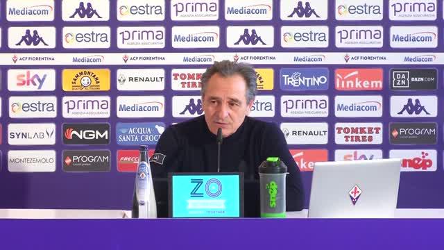 """Prandelli: """"Il mio futuro? Più importante quello della Fiorentina"""""""