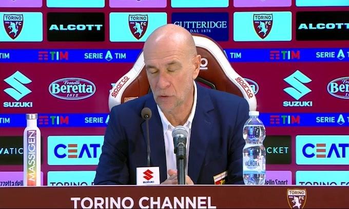 """Ballardini: """"Trovo solo meriti in questa partita"""""""