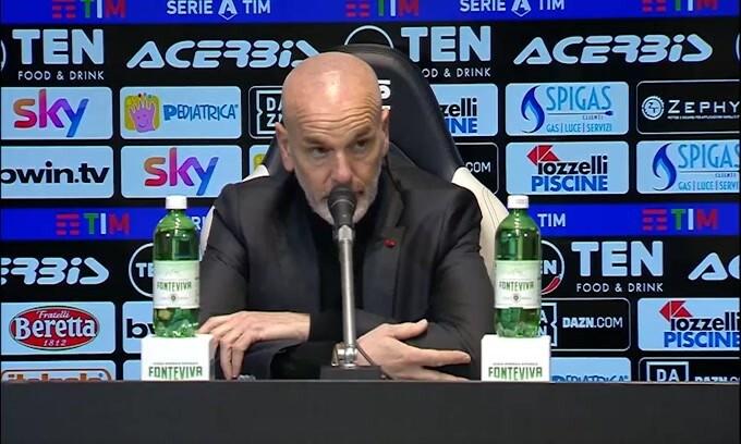 """Pioli: """"In Europa League per fare bene"""""""