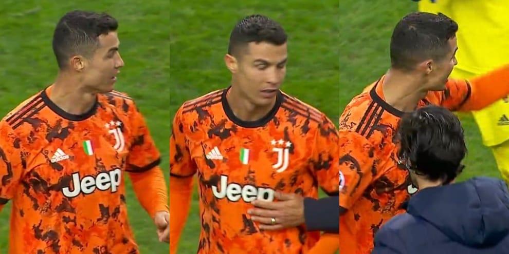 Porto-Juve, rigore negato: furia Ronaldo con l'arbitro