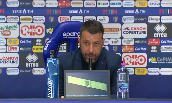 """D'Aversa: """"Potevamo fare sicuramente meglio"""""""