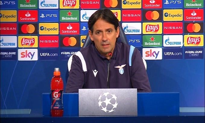 """Simone Inzaghi: """"Giocheremo la partita con la spensieratezza giusta"""""""