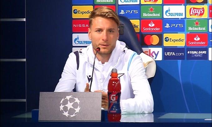 """Immobile: """"Il Bayern è un premio per noi"""""""