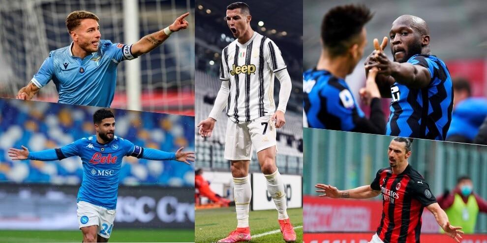 Ronaldo segna il 40,9% dei gol Juve: in A solo un altro ha inciso di più