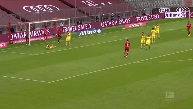 Bundesliga - Highlights+ 23ª giornata: Goretzka e Sancho
