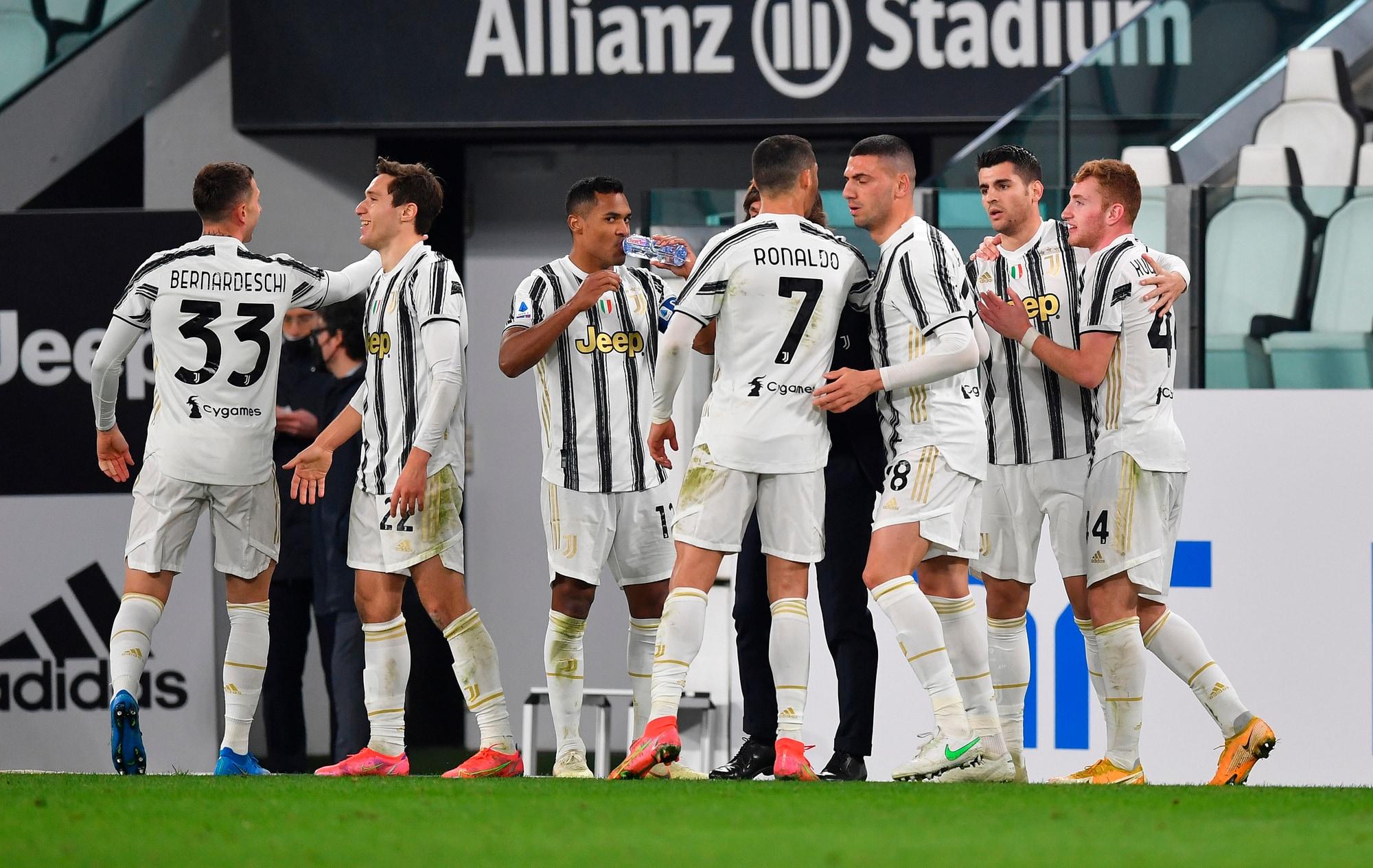 La Juve non molla lo scudetto: Morata-Chiesa-Ronaldo, tris allo Spezia