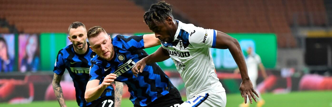 """<p><span style=""""color:#B22222"""">LIVE</span> Inter-Atalanta: Skriniar sblocca al 54'</p>"""