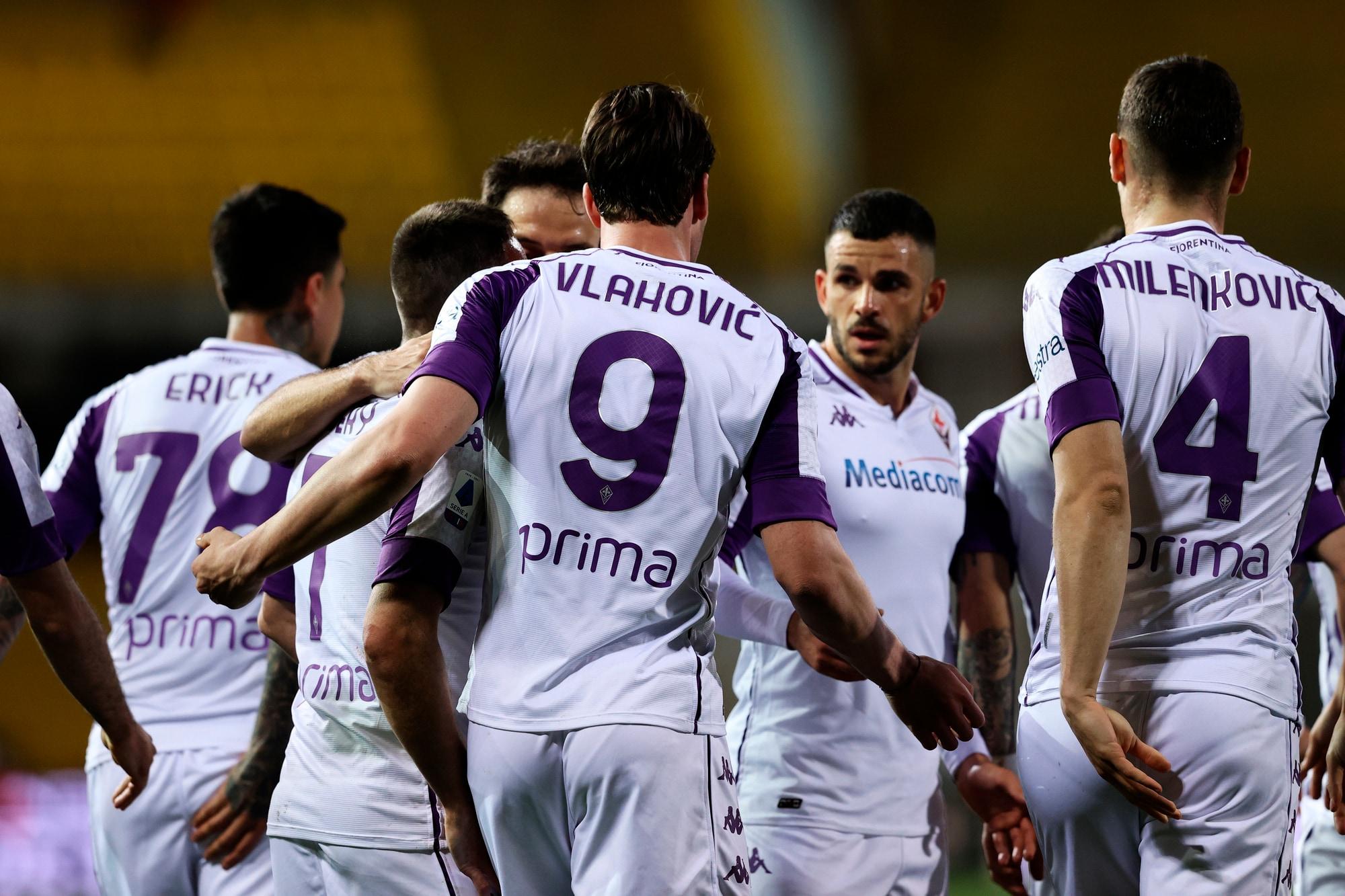 Vlahovic, che spettacolo! Fiorentina super a Benevento
