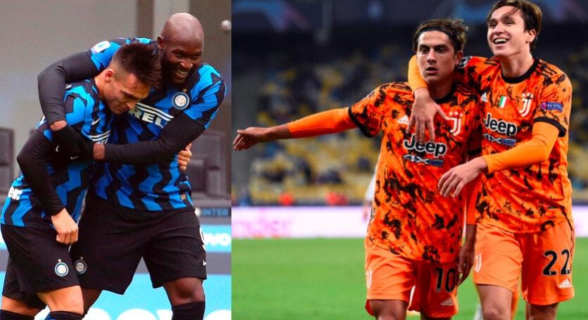 Serie A, la Top 11 dei più preziosi di Transfermarkt: Inter-Juve 5-3