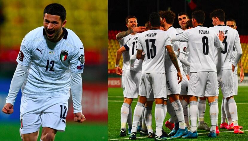 Sensi e Immobile stendono la Lituania: altra vittoria per l'Italia