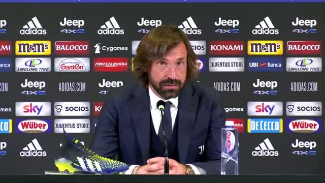"""Pirlo: """"Ho sempre avvertito la fiducia dei giocatori. Su Szczesny e Buffon..."""""""