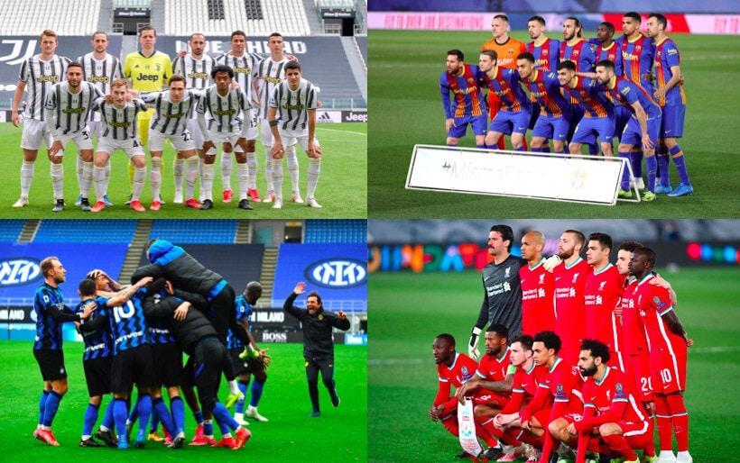 La Juve è tra i club che valgono di più al mondo: la classifica