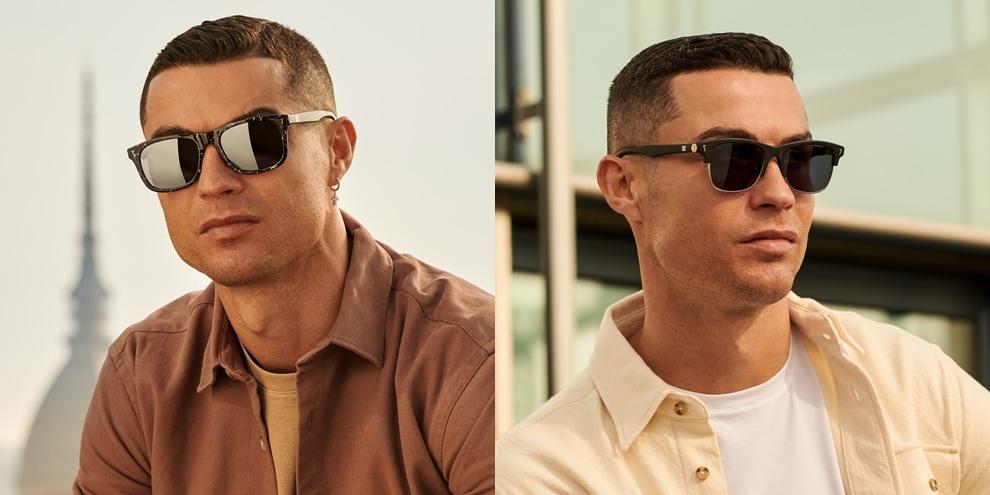 Cristiano Ronaldo, Italia Indipendent presenta la nuova collezione firmata CR7 Eyewear