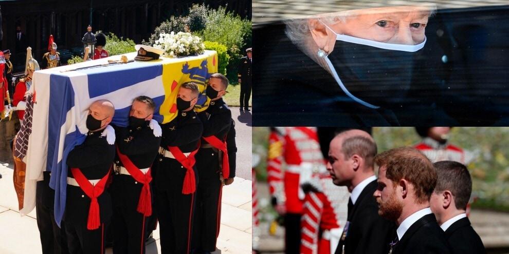 Funerali del Principe Filippo: addio al Duca di Edimburgo