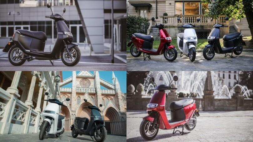 Ecooter E2: lo scooter elettrico di Italy2Volt
