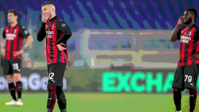 Crisi Milan, Champions in pericolo