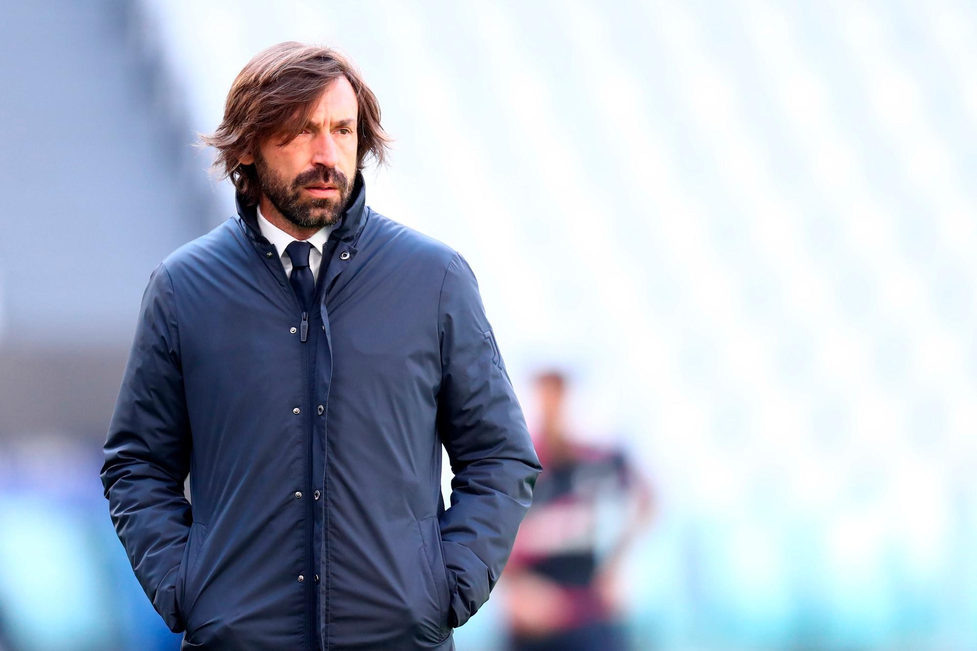 Udinese-Juve, la formazione ufficiale di Pirlo
