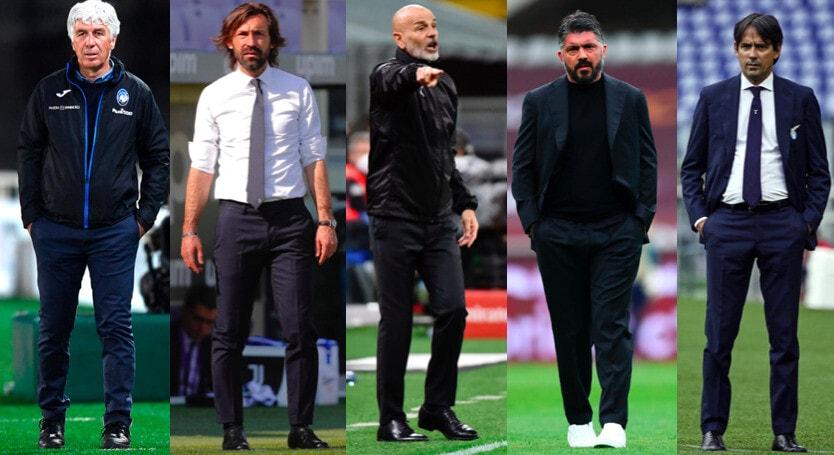 Serie A, la corsa Champions: il calendario completo