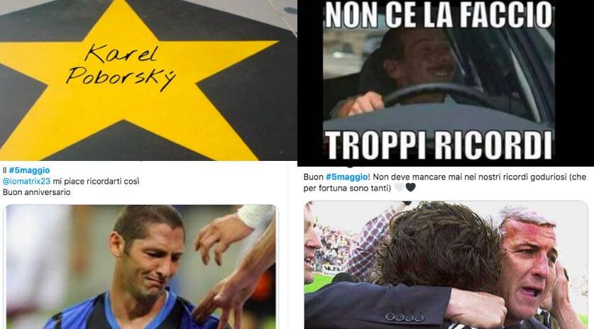 """Juve, i tifosi festeggiano il 5 maggio sui social: """"Lo scudetto più bello"""""""