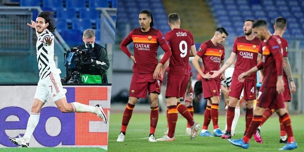 Europa League, Manchester United in finale! Roma eliminata