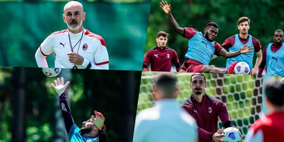 Juve-Milan, da Ibra a Donnarumma: è spareggio Champions