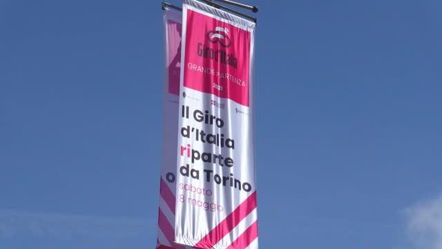 Giro, l'Italia riparte da Torino