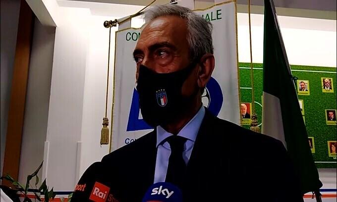 """Gravina: """"Spero che la Juve possa rientrare nelle varie iscrizioni"""""""
