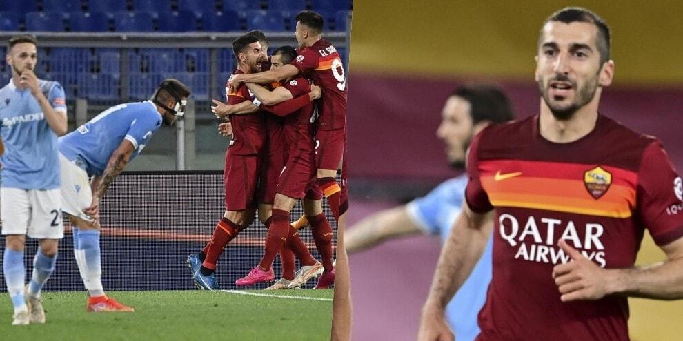 Roma, il derby è tuo: Lazio ko 2-0