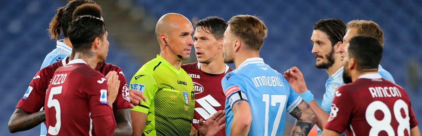 Il Torino fa festa e resta in Serie A: con la Lazio basta un pareggio sofferto