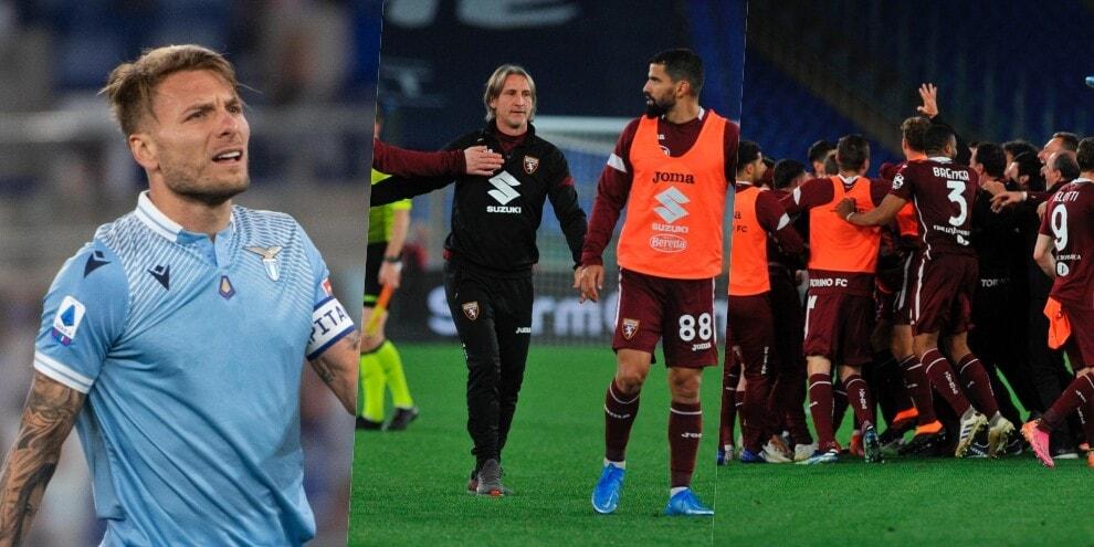 Festa Torino all'Olimpico: 0-0 con la Lazio