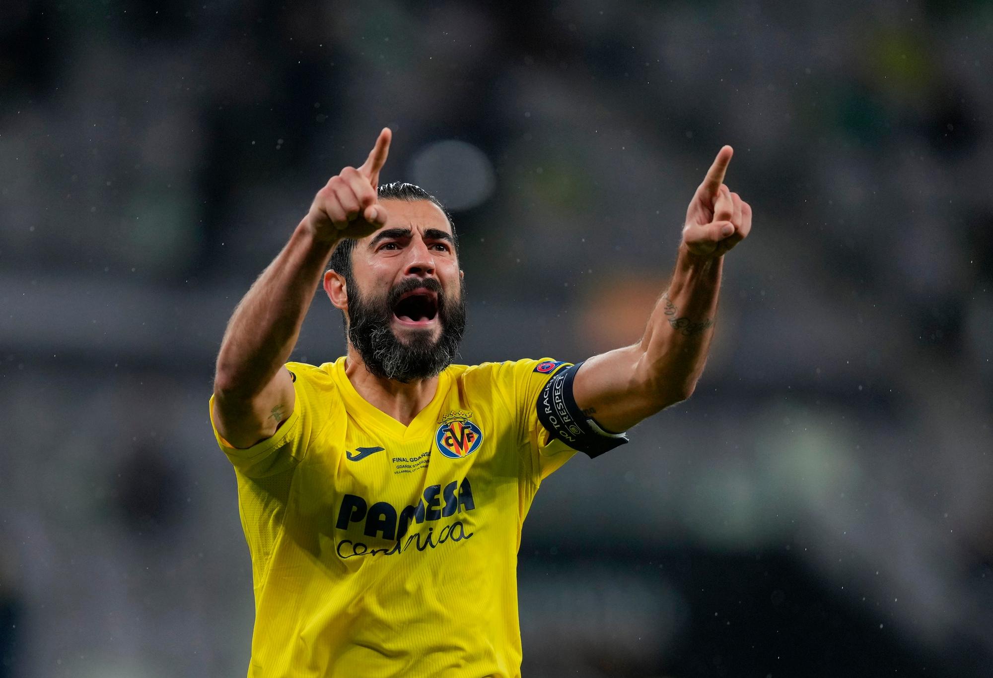 Villarreal, trionfo contro lo United: vince l'Europa League