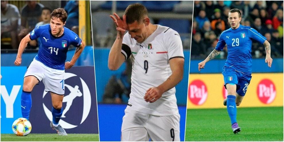 Euro 2020, i 28 convocati da Mancini per l'Italia