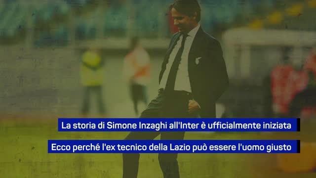 Simone Inzaghi, l'uomo giusto per l'Inter