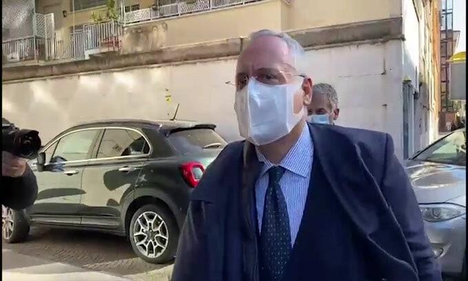 Intesa vicina tra la Lazio e Maurizio Sarri