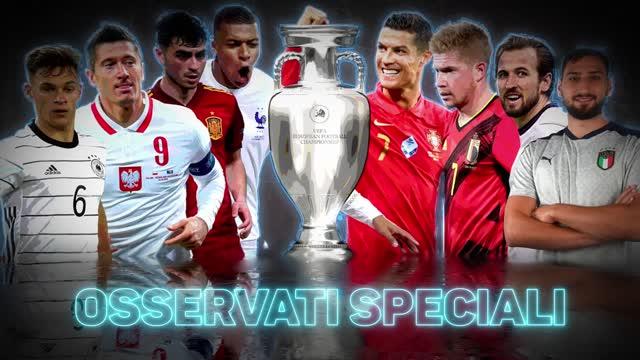 Euro 2021 - Osservati speciali: Donnarumma