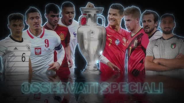 Euro 2020 - Osservati speciali: Harry Kane
