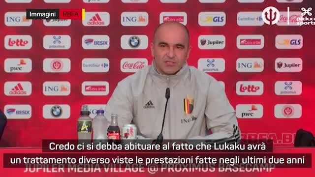 """Martinez: """"Lukaku è diverso da tre anni fa"""""""