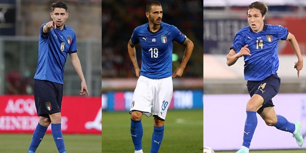 Euro 2020, i convocati dell'Italia di Roberto Mancini