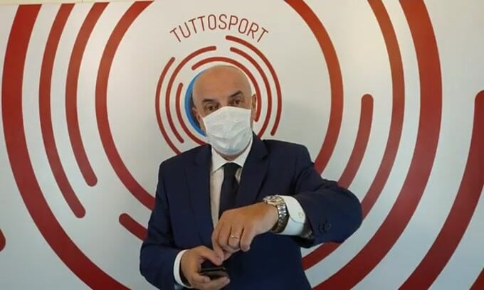 Casa Tuttosport. Tennis: Musetti e Sinner fuori con onore a Parigi. Mercato, Bonucci: Allegri la scelta giusta