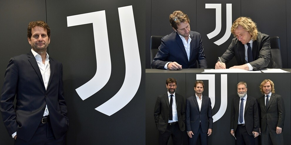 Juve Women, Agnelli e Nedved accolgono il nuovo tecnico Montemurro