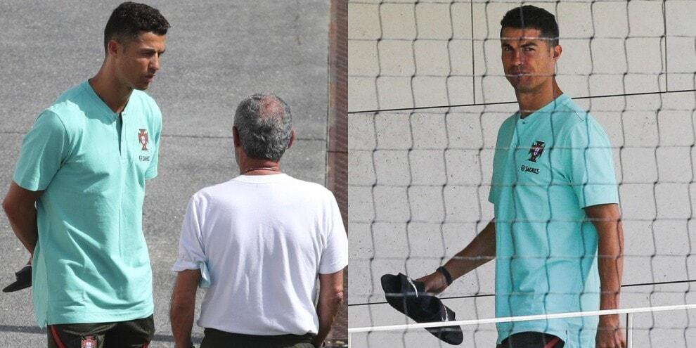 Il futuro di Ronaldo? Per adesso c'è solo il Portogallo