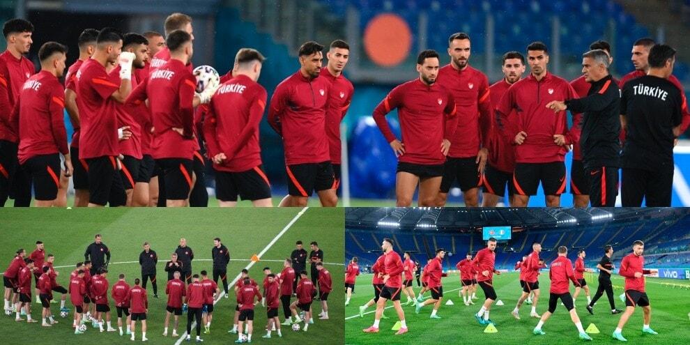 Euro 2020, Turchia: Demiral e Calhanoglu pronti a sfidare l'Italia