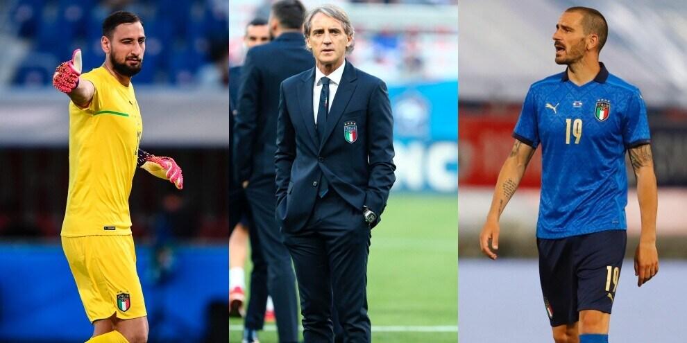Euro 2020, la probabile formazione di Mancini per Turchia-Italia
